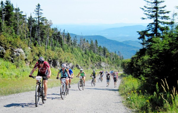 Race to the Top of Vermont: August 27