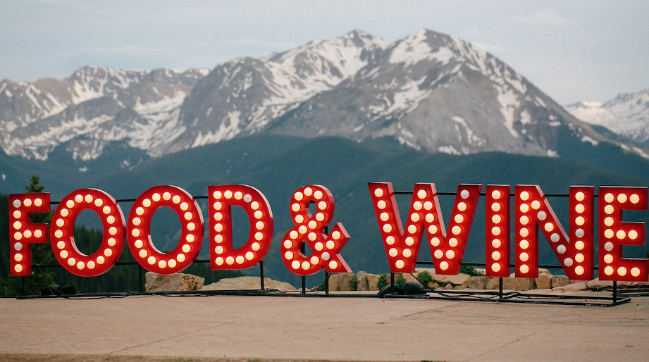 Aspen Food & Wine Classic: June 16-18