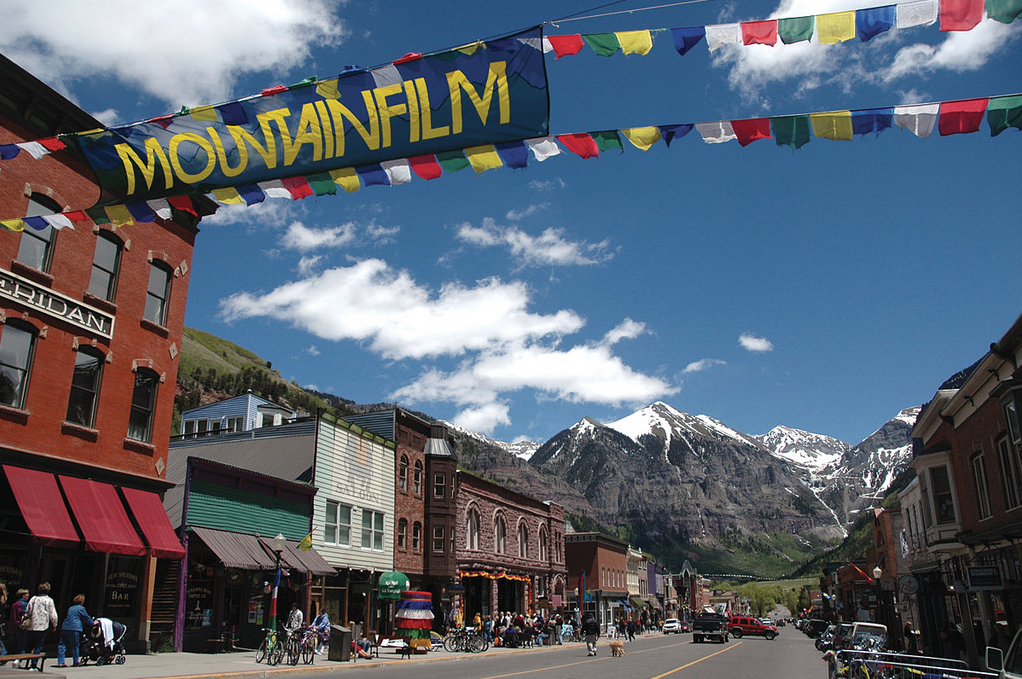 Telluride Mountainfilm: May 26-29