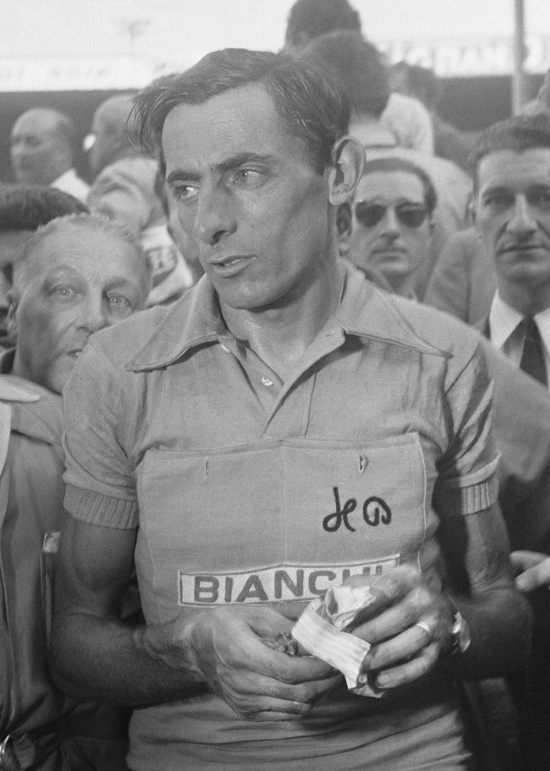 Coppi in 1952