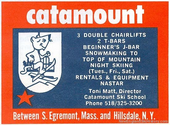 Photo credit: New England Ski History. Toni Matt was the skier who won the 1939 American Inferno in dramatic fashion