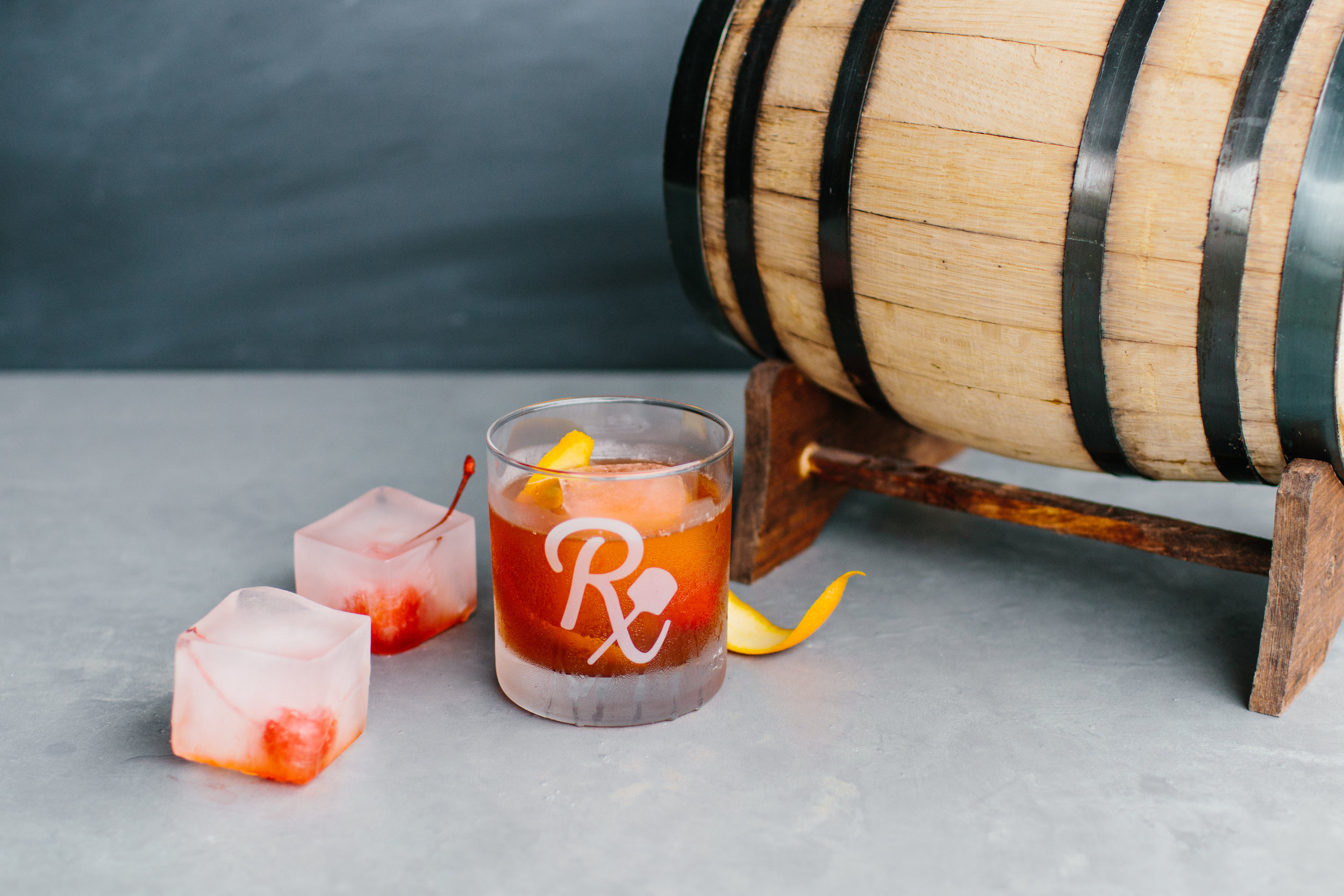 Rx Old Fashioned