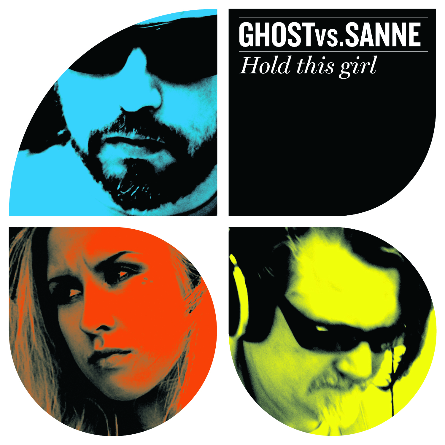 "ZIP059, 2008 | Ghost VS Sanne ""Hold This Girl"""