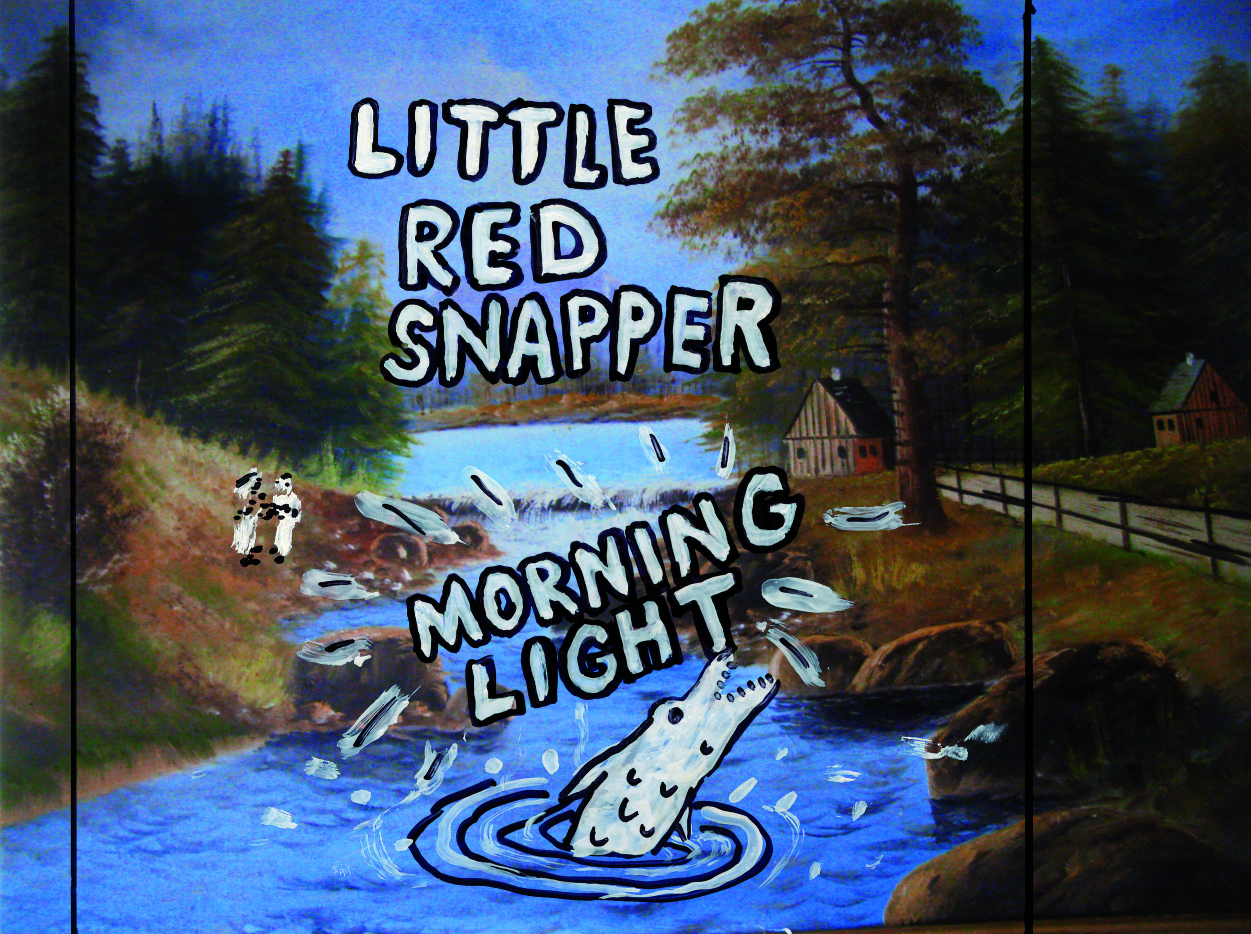 "ZIP061, 2009 | Little Red Snapper""Morning Light"""