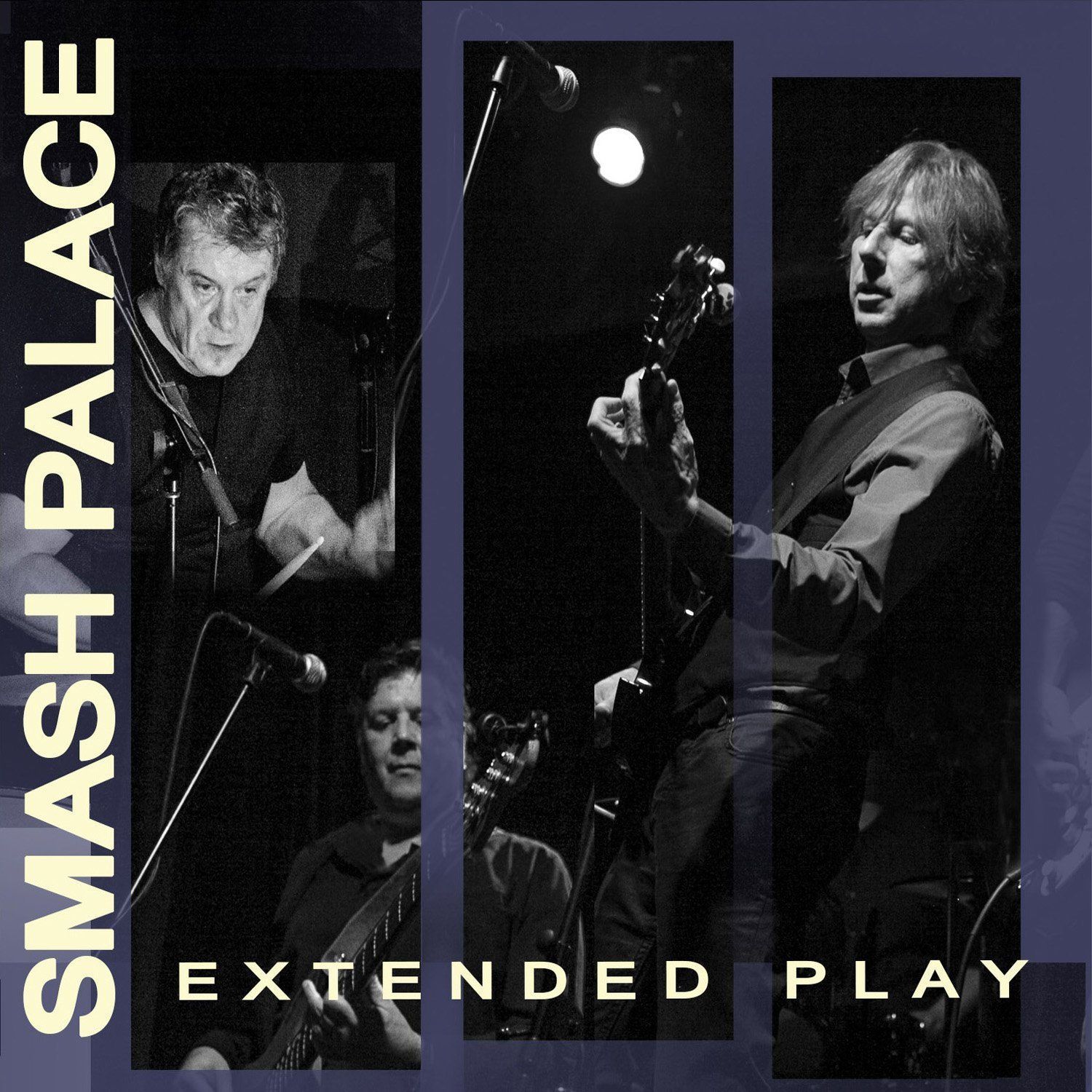 "ZIP094, 2014 | Smash Palace ""Extended Play"""