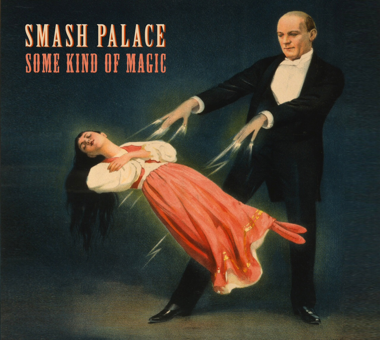 "ZIP104, 2015 | Smash Palace ""Some Kind of Magic"""