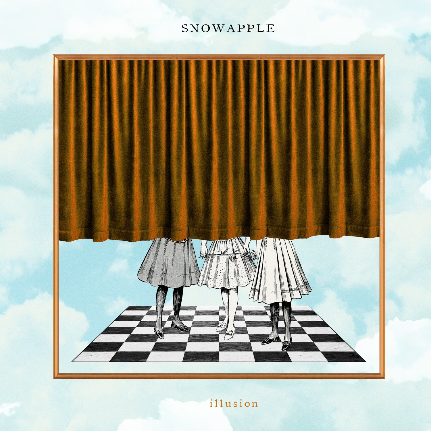 "ZIP098, 2015 | Snowapple ""Illusion"""
