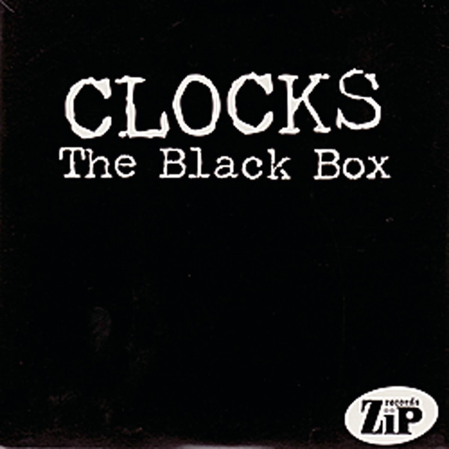 "ZIP016, 2004 | Clocks ""The Black Box"""