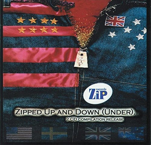 ZIPAUST003, 2001 | Zipped Up And Down (Under)