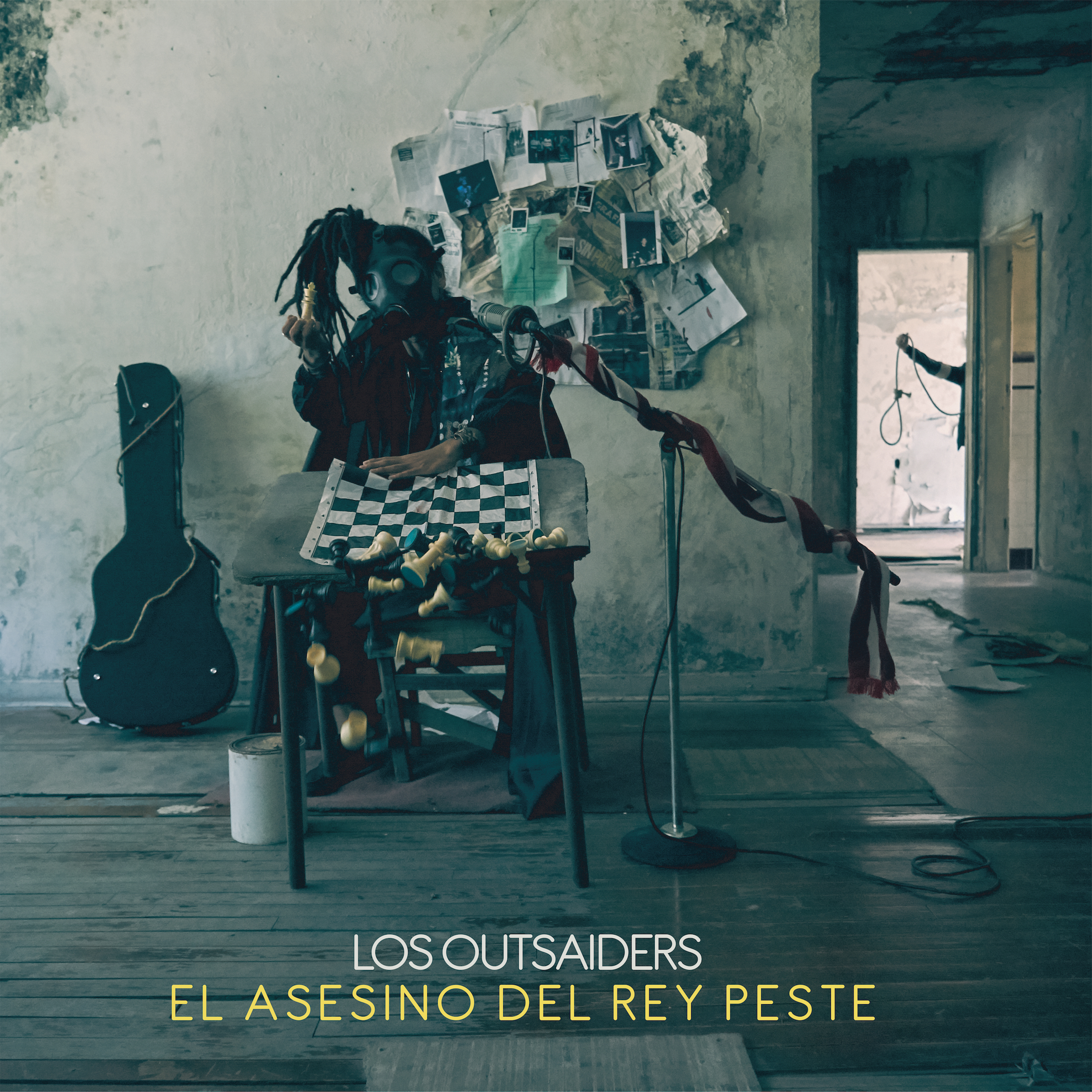 El Asesino del Rey Peste / January 26th 2018 /  Itunes  /  Spotify
