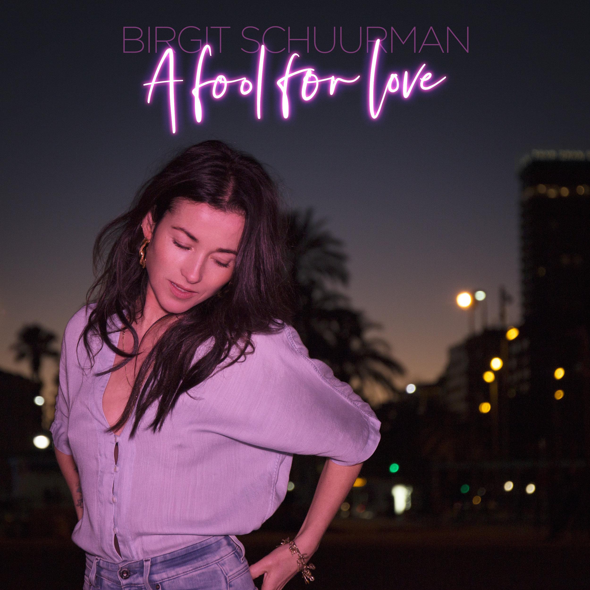"Album ""A Fool For Love"" | March 28th '18"