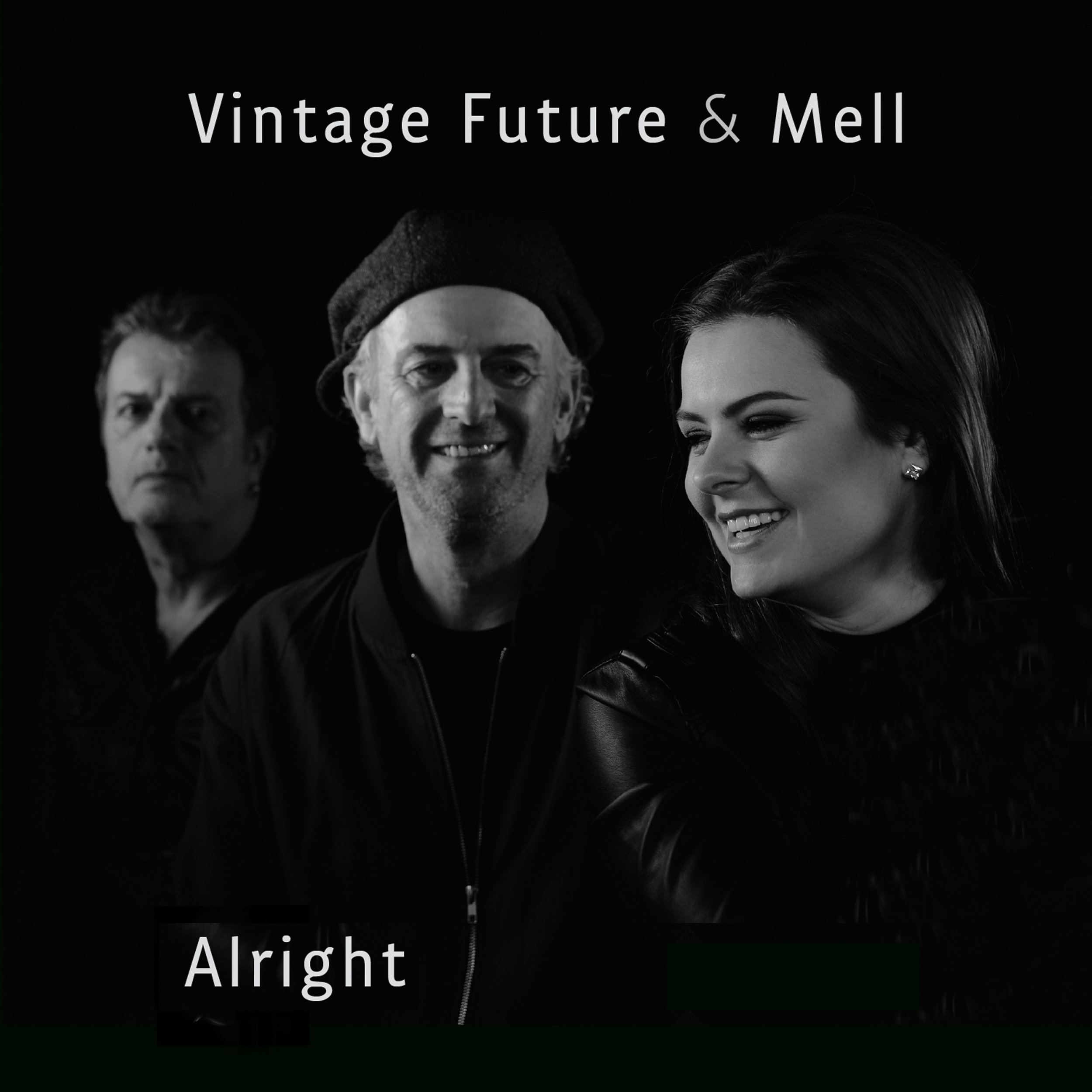 "ZIP153, 2018 | Vintage Future & Mell ""Alright"" 