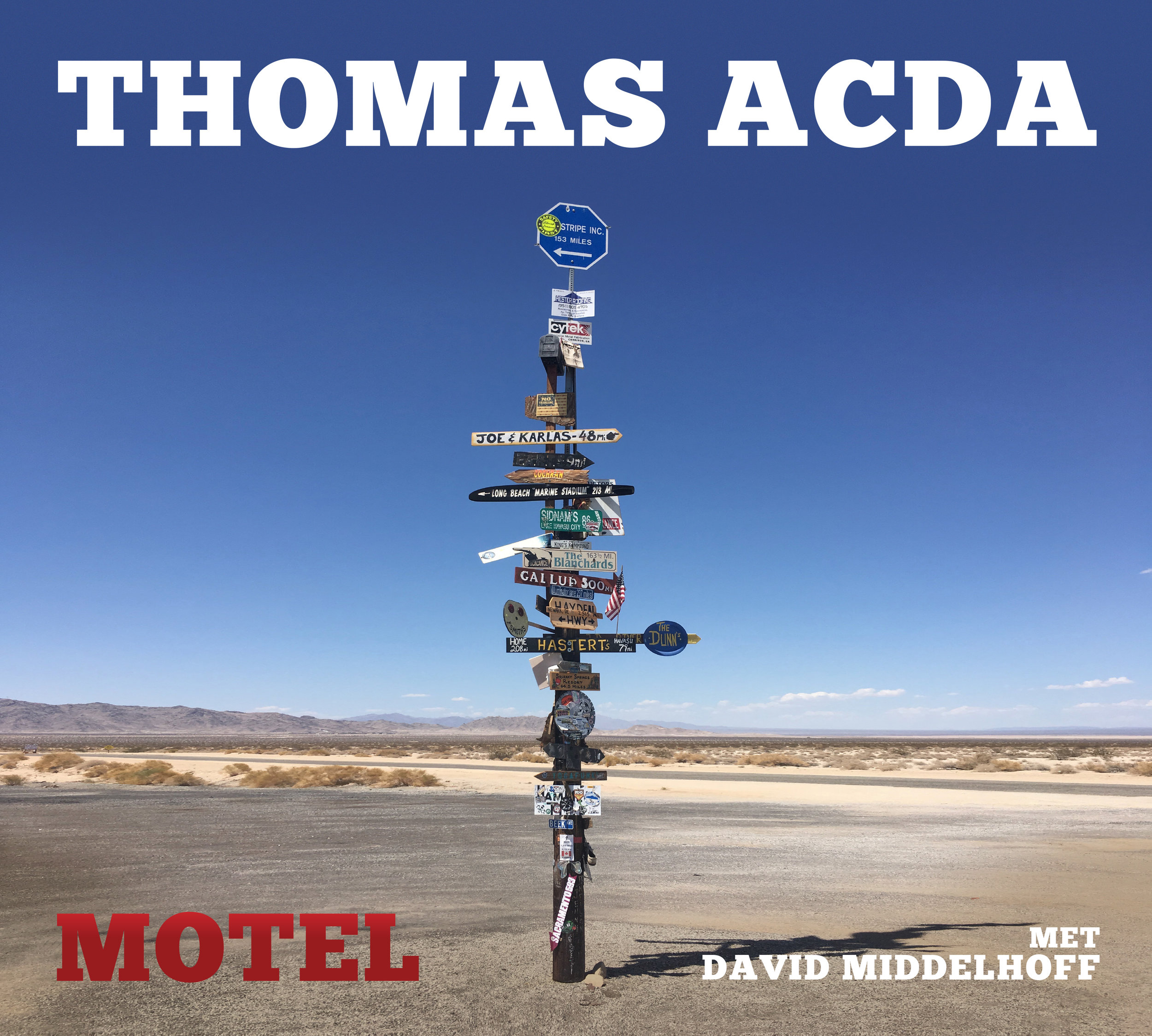 "ZIP164 | Thomas Acda ""Motel"""