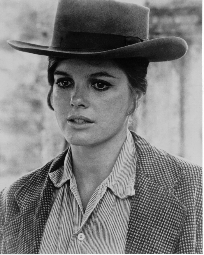 Katharine Ross, Butch Cassidy and the Sundance Kid, 1969