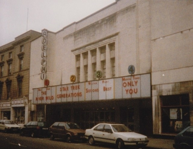 The Adelphi Cinema, 1960s