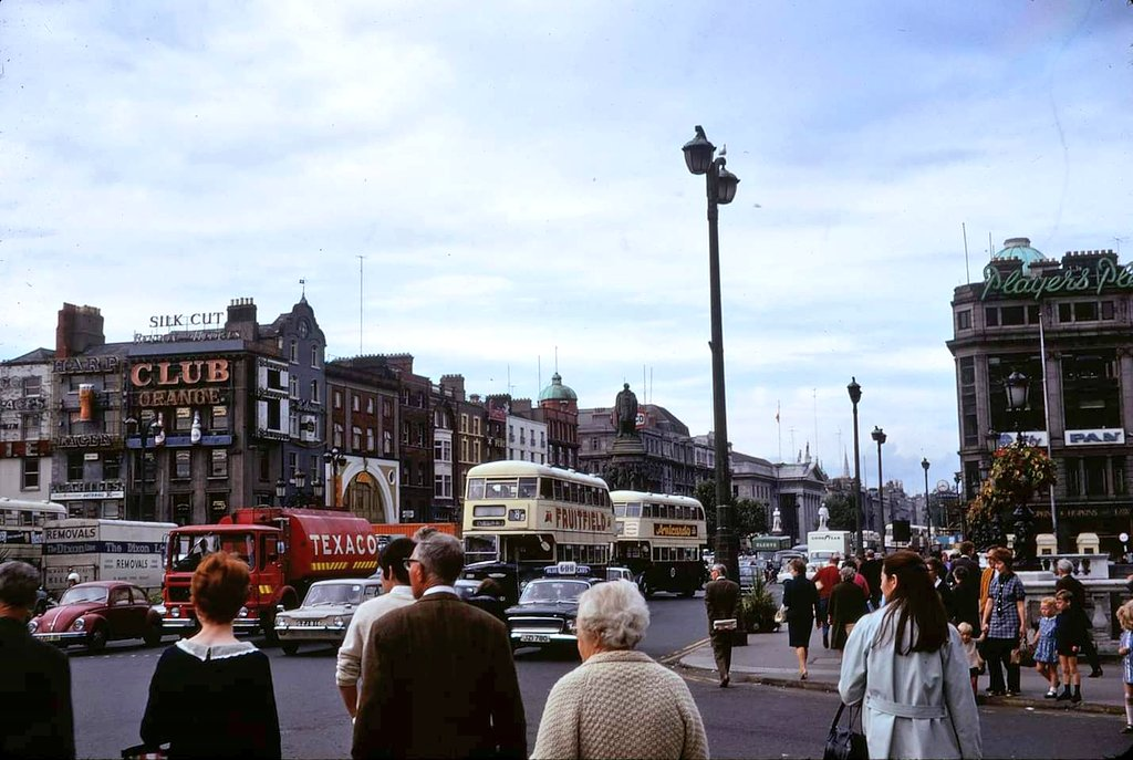 O'Connell Bridge 1970s