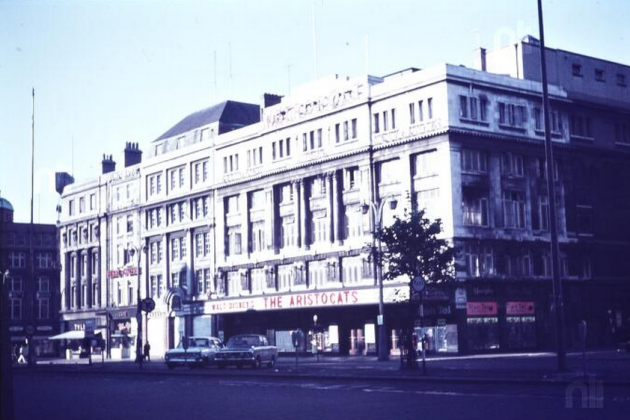 The Metropole Cinema, 1960s