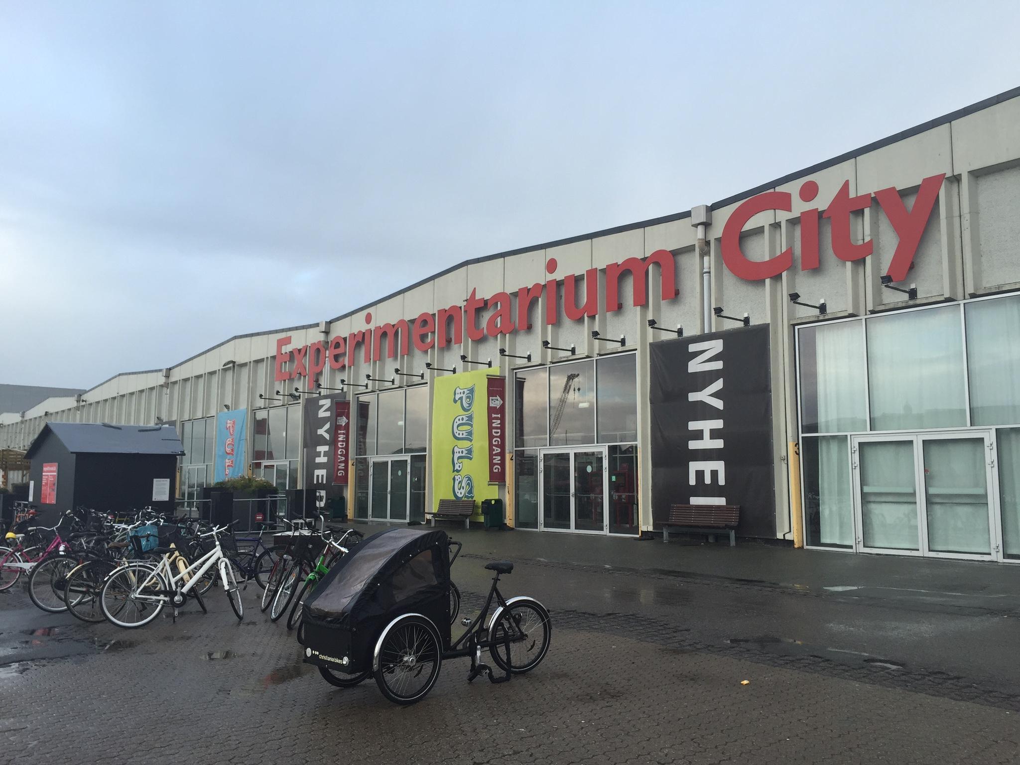 Temporary home of Experimentarium during redevelopment, Copenhagen.JPG