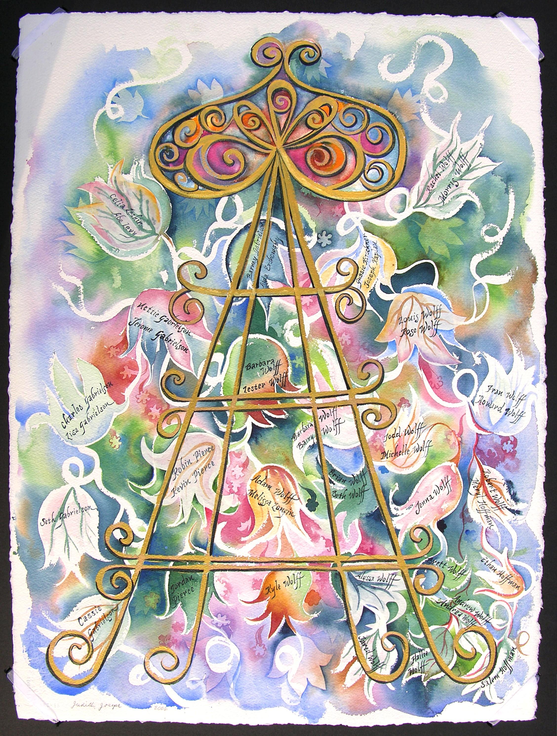 Trellis Family Tree, 2006