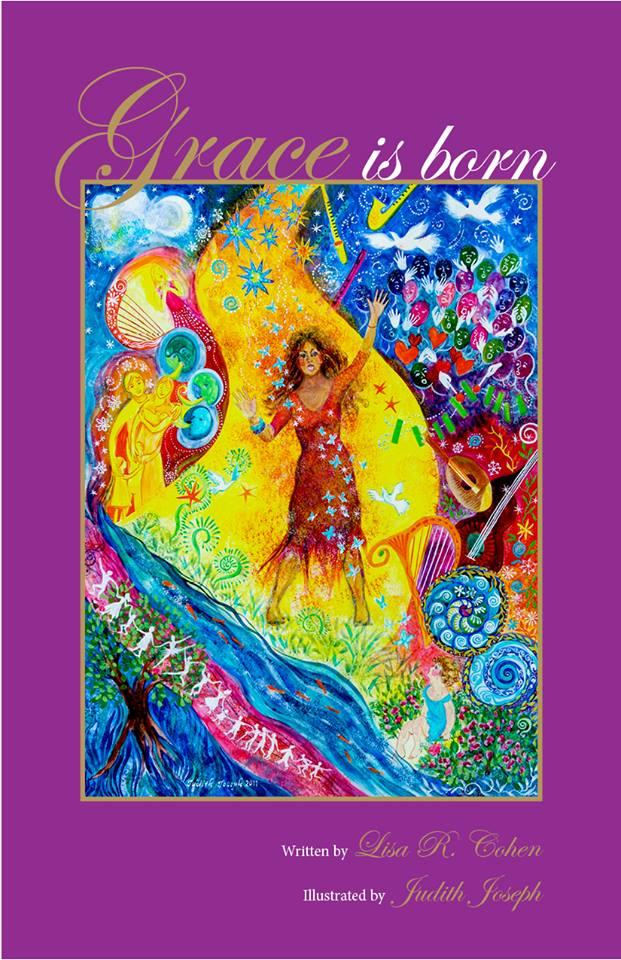 Grace Is Born, by Lisa Cohen, Sparkle Press