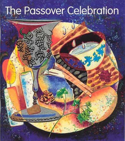 The Passover Celebration, Liturgy Training Publications, cover art