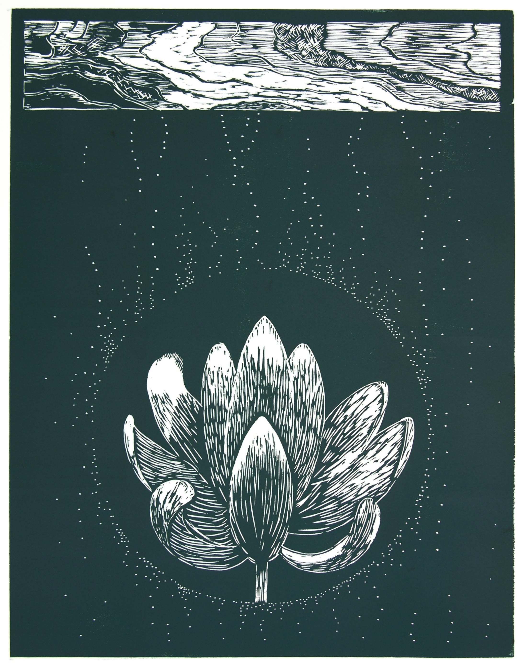 Lotus Dark Jade