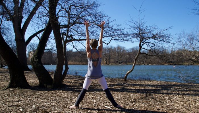 Andrea Rice Spring Equinox Yoga
