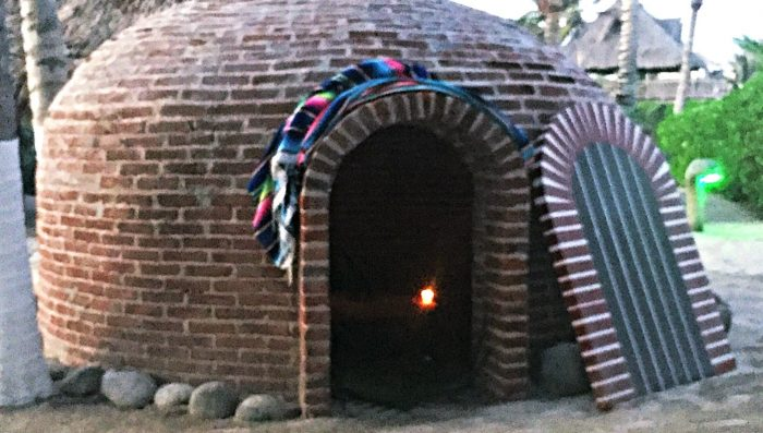Temazcal by Andrea Rice
