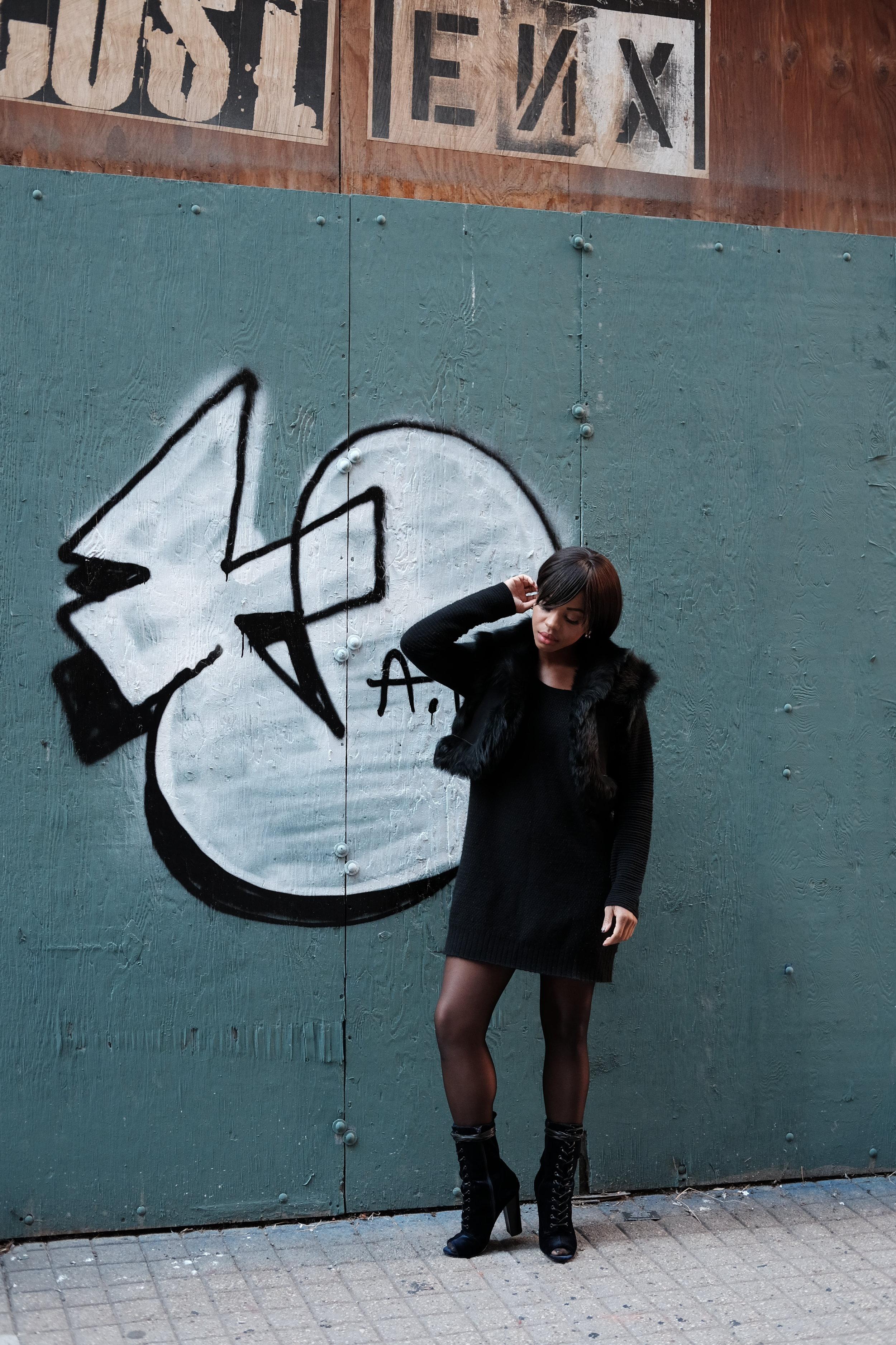 All Black Fashion 1