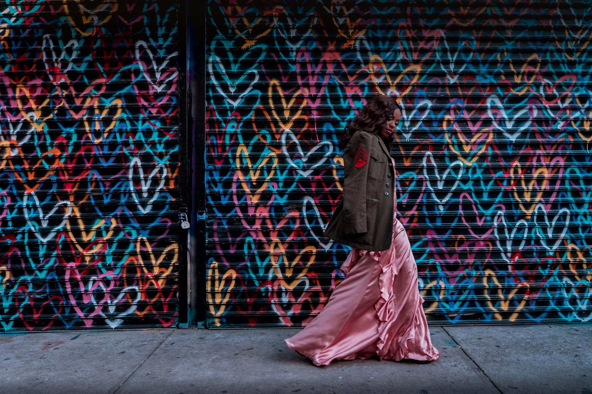 New York-Heart-Wall