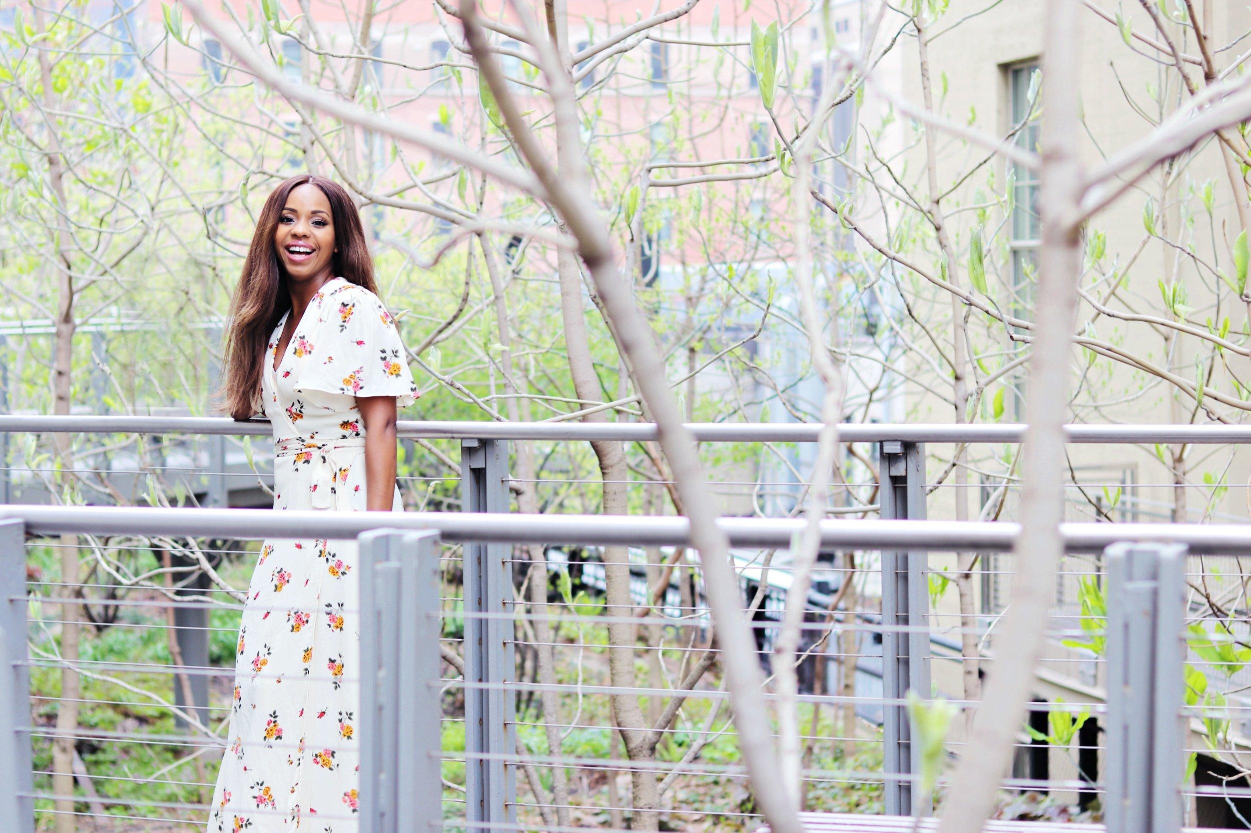 highline nyc portrait