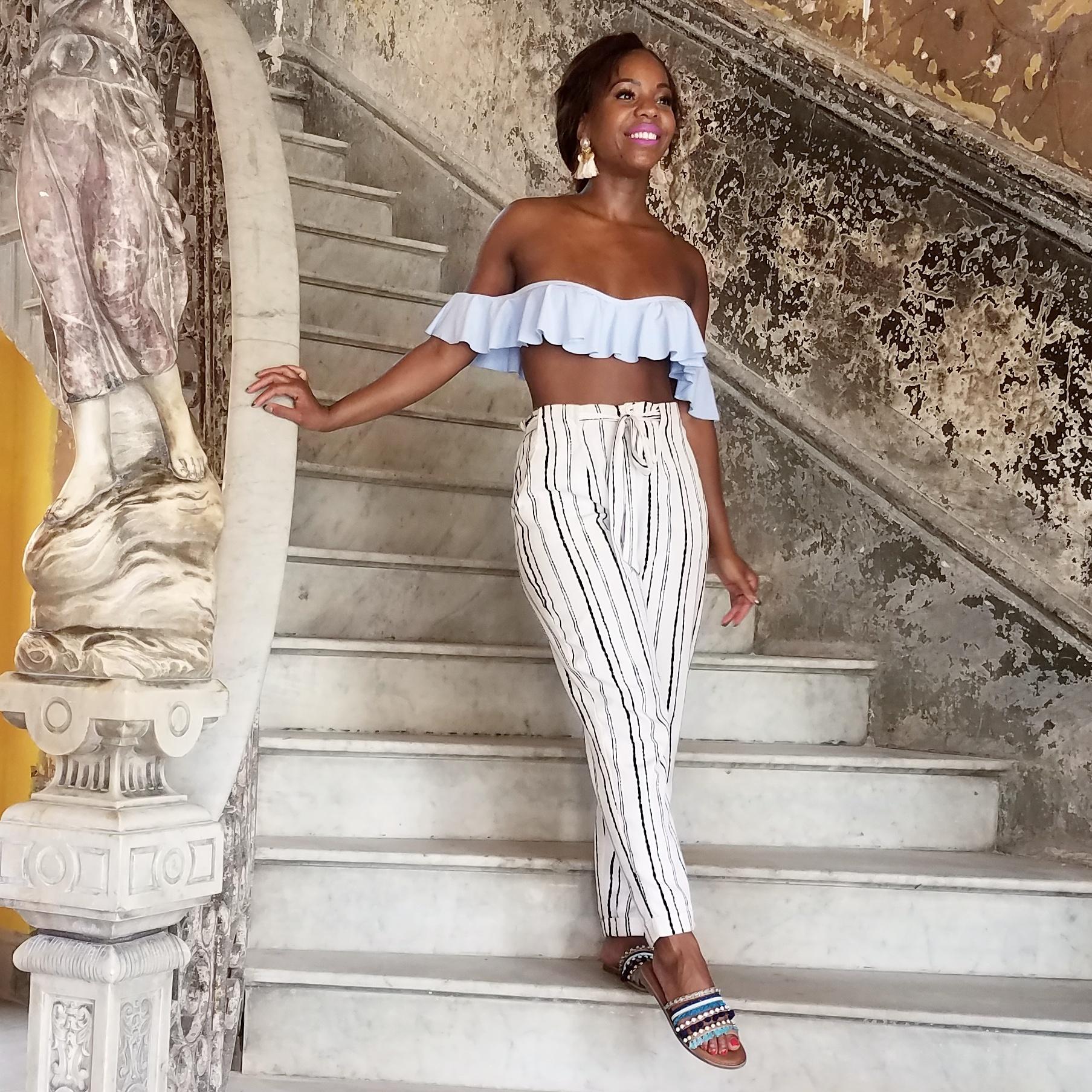 La Guarida Cuba Havan Stairs