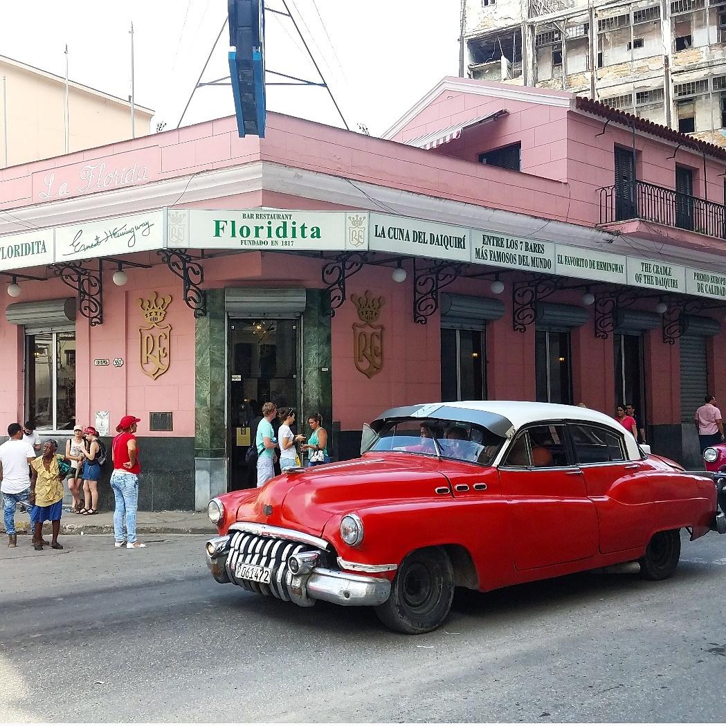 La Floridita Havana Cuba