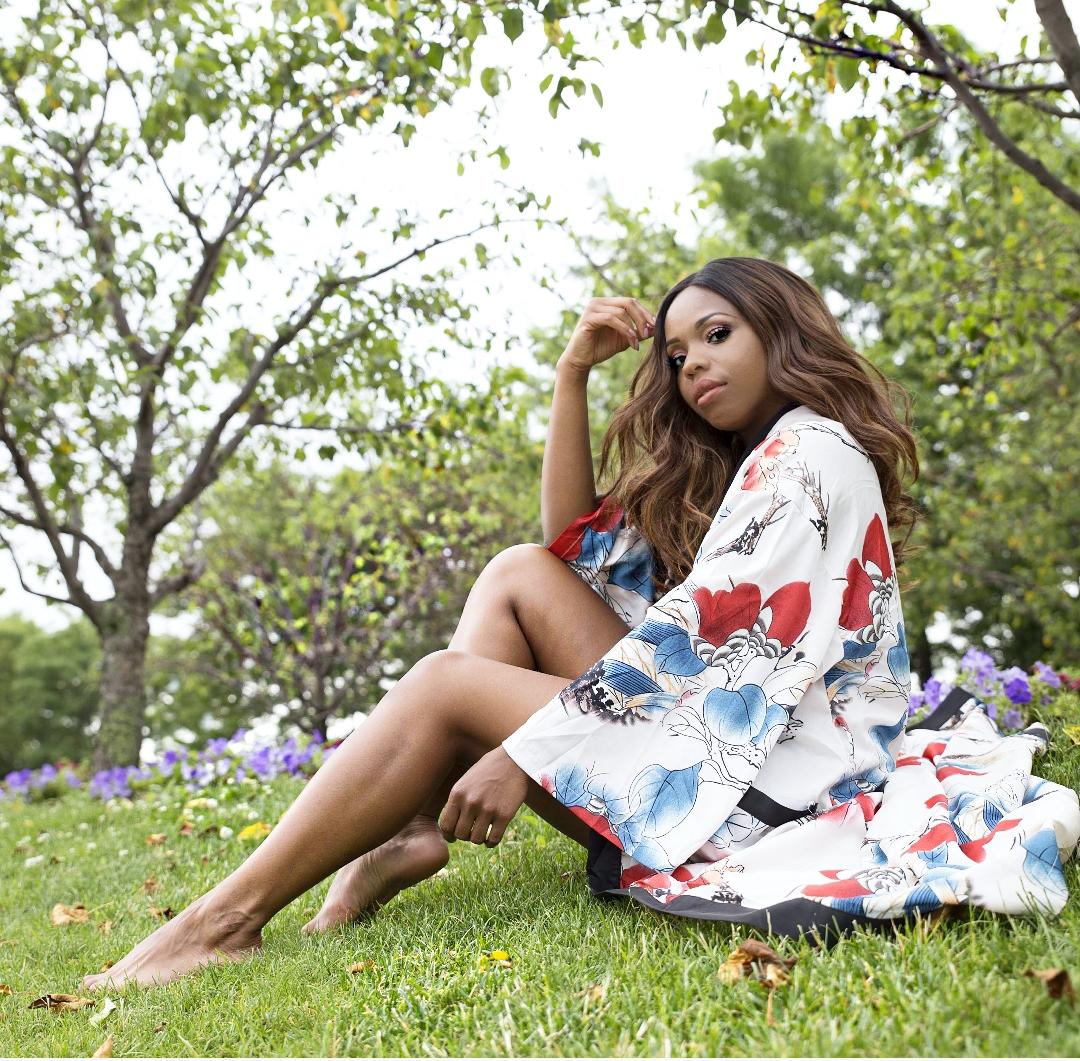Printed Summer Kimono