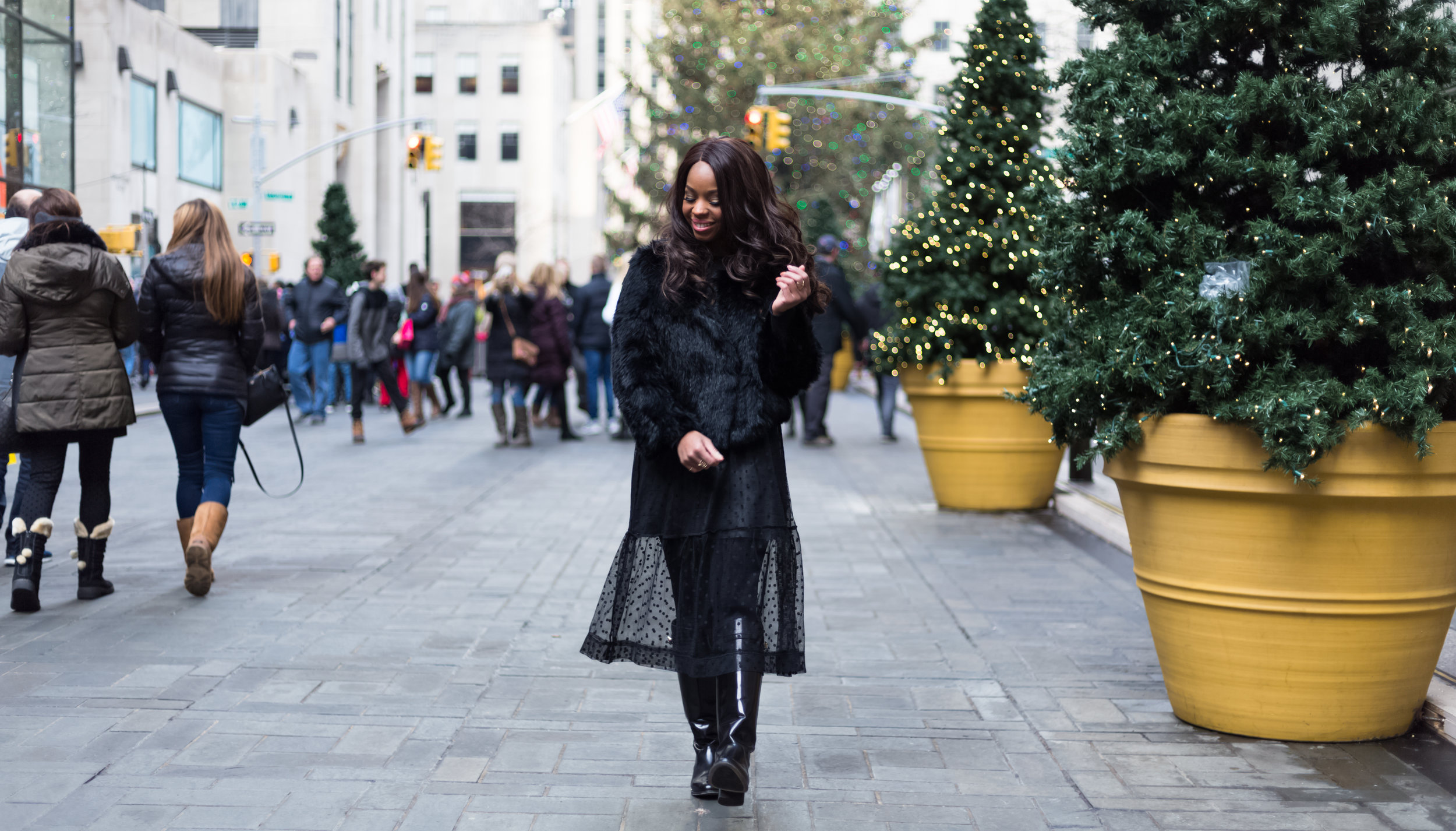 Christmas Rockefeller Center NYC