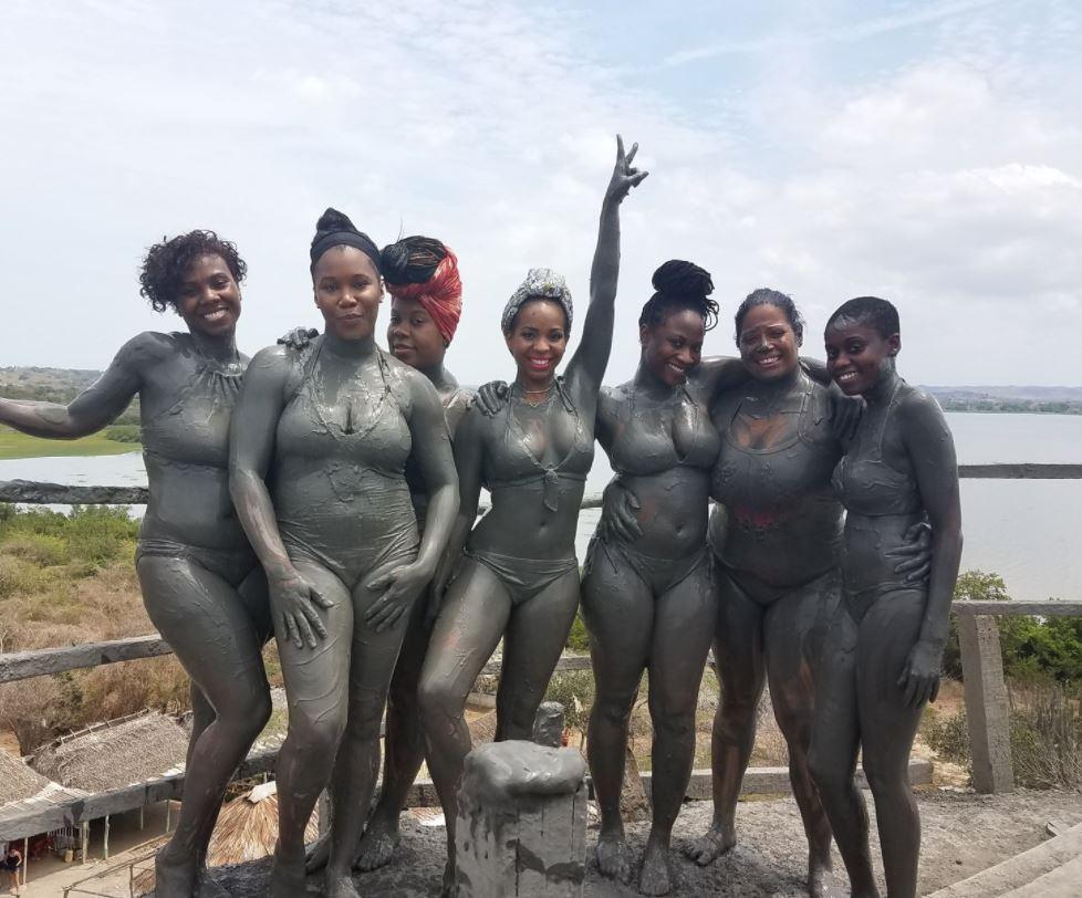 Cartagena Mud Volcano Group Trip.JPG