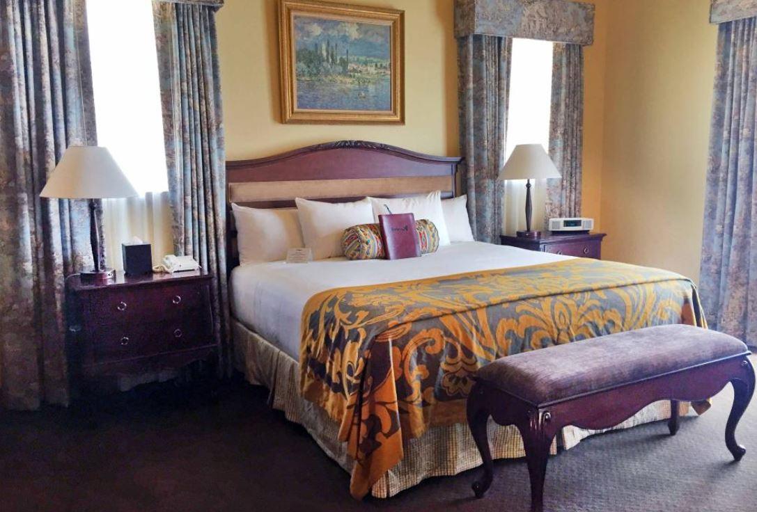 Mirbeau Resort Bedroom.JPG