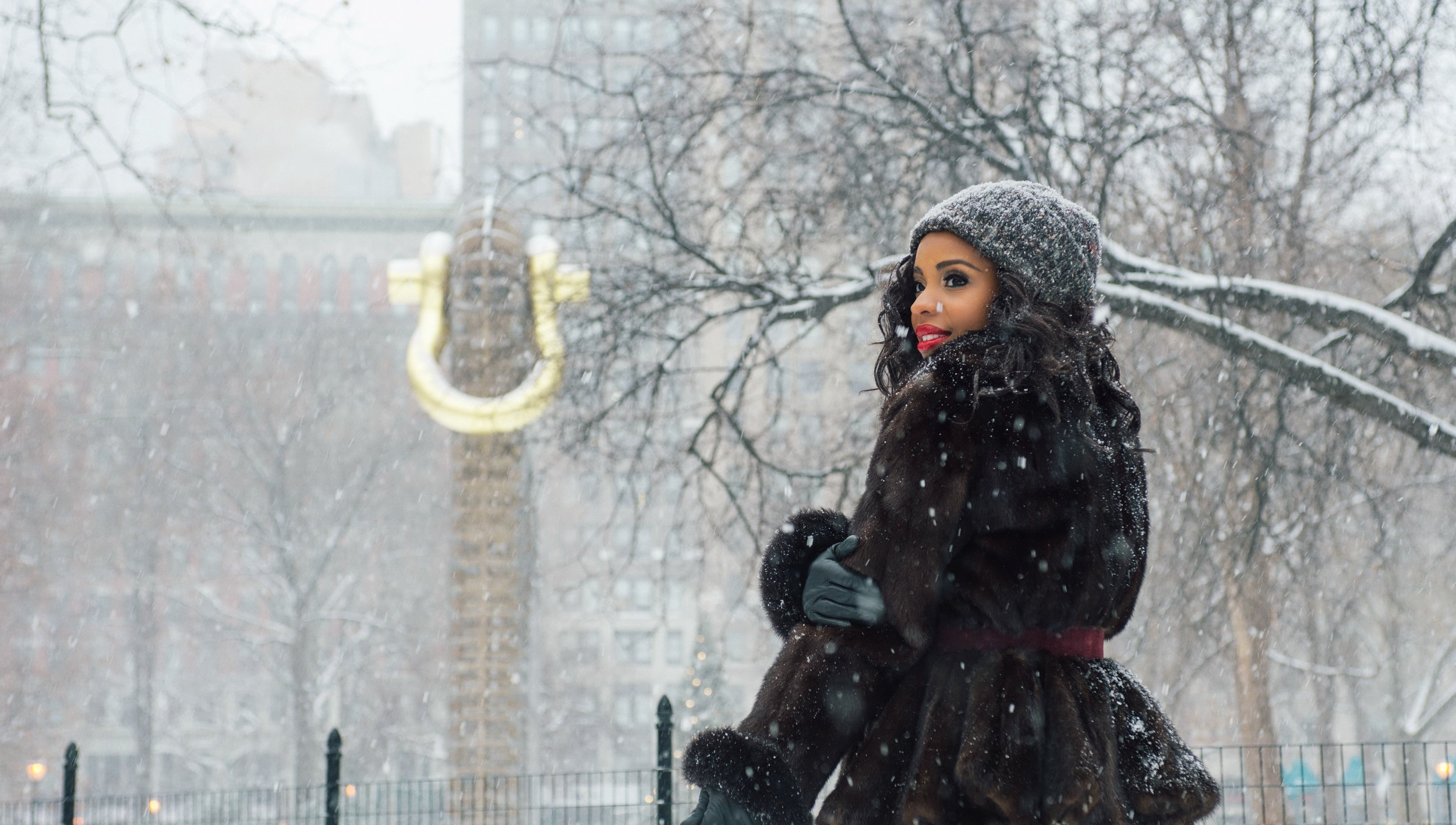 Winter Style in New York