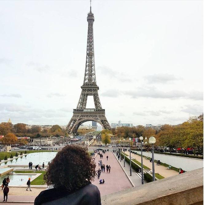 Paris is always a good idea!