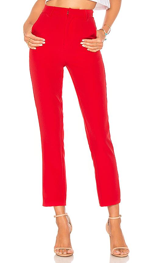 Tempo Red Skinny Pants.jpg