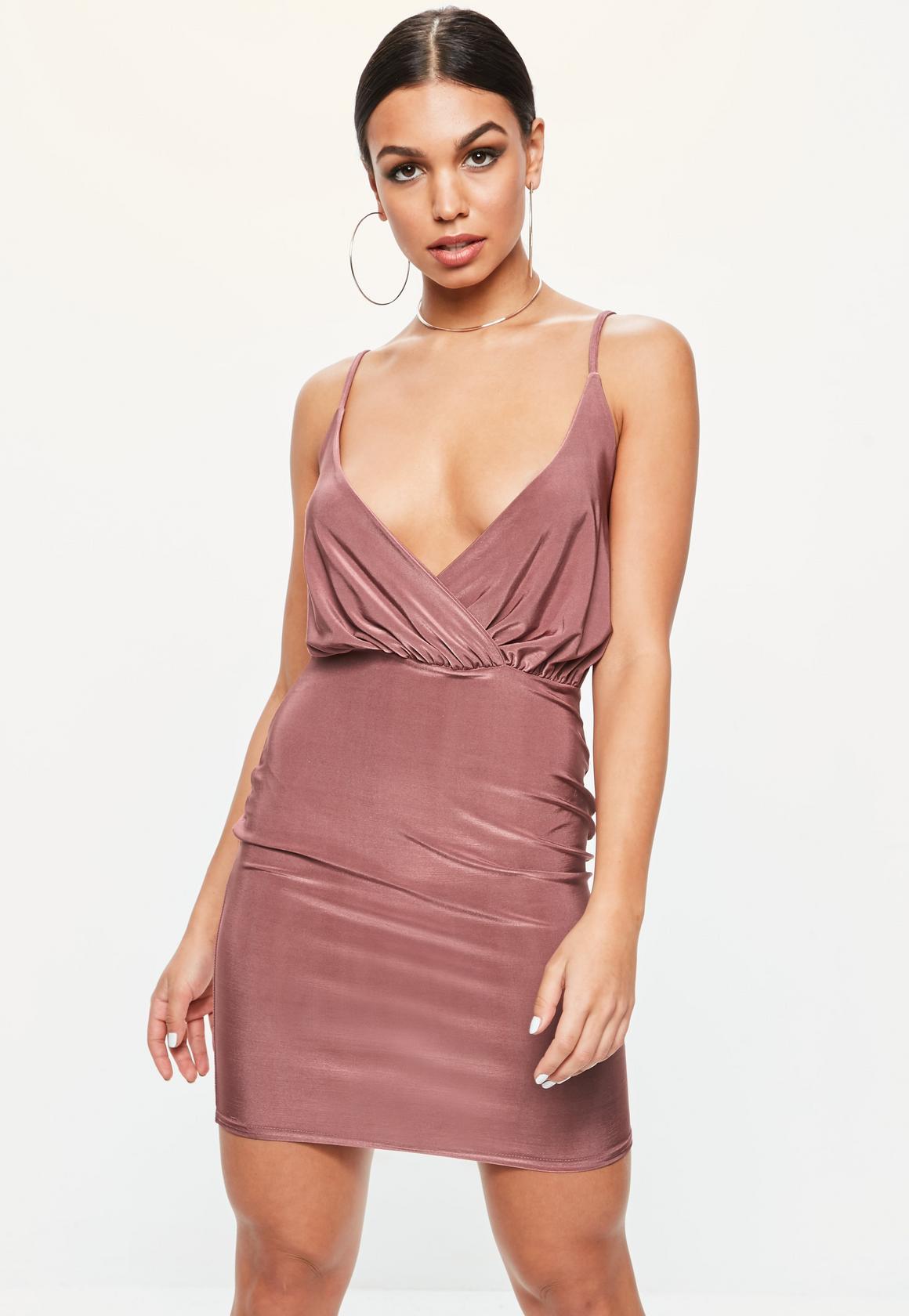 pink-slinky-wrap-strappy-plunge-bodycon-dress.jpg