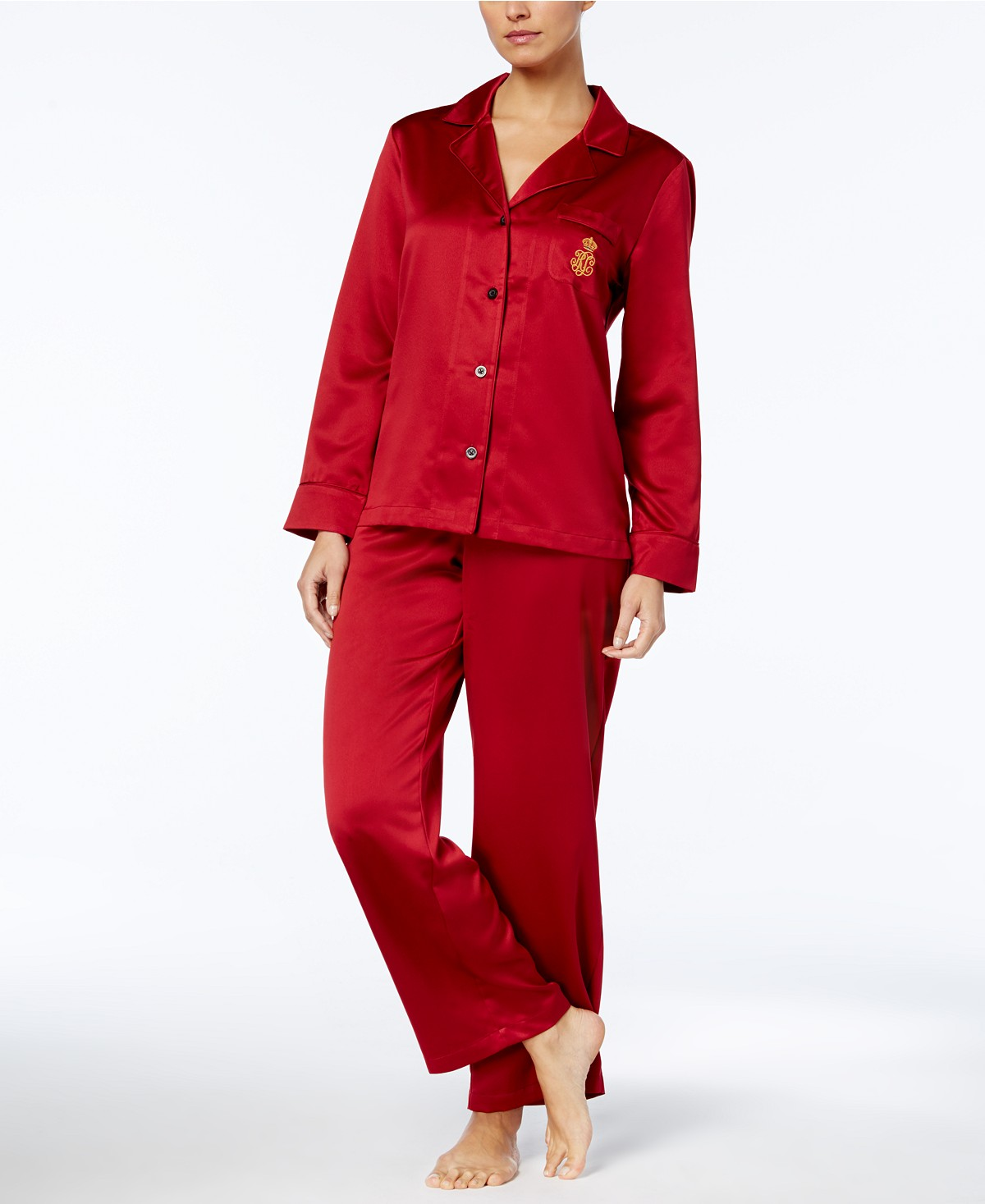Red Satin Pajama Set.jpg