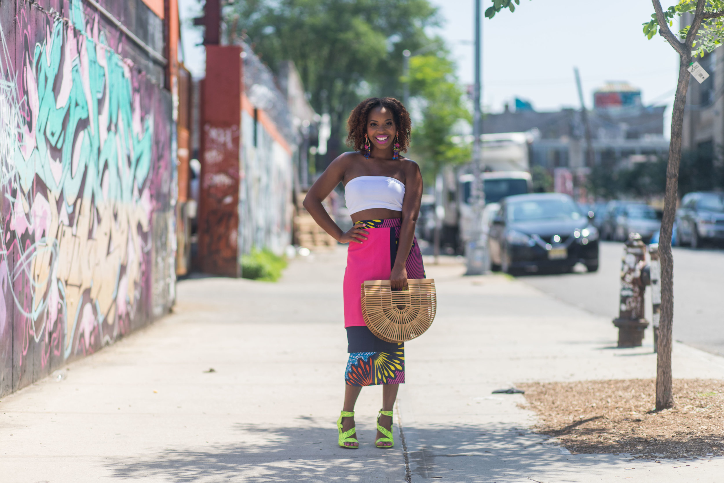 Street Style and Street Art in Brooklyn