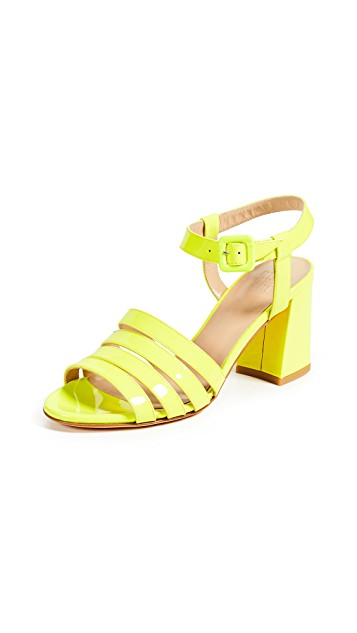 Neon Yellow Block Heel Sandals.jpg