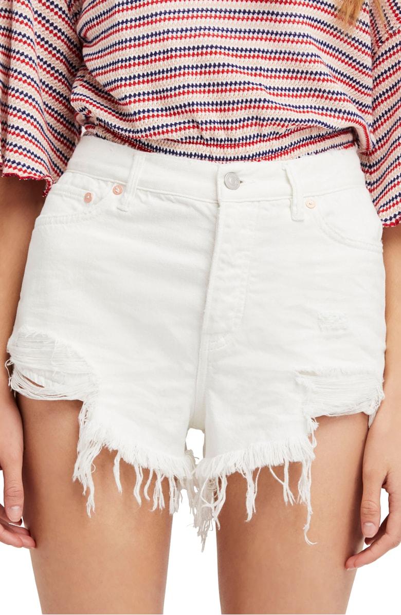 White Denim Cutoff Shorts.jpg