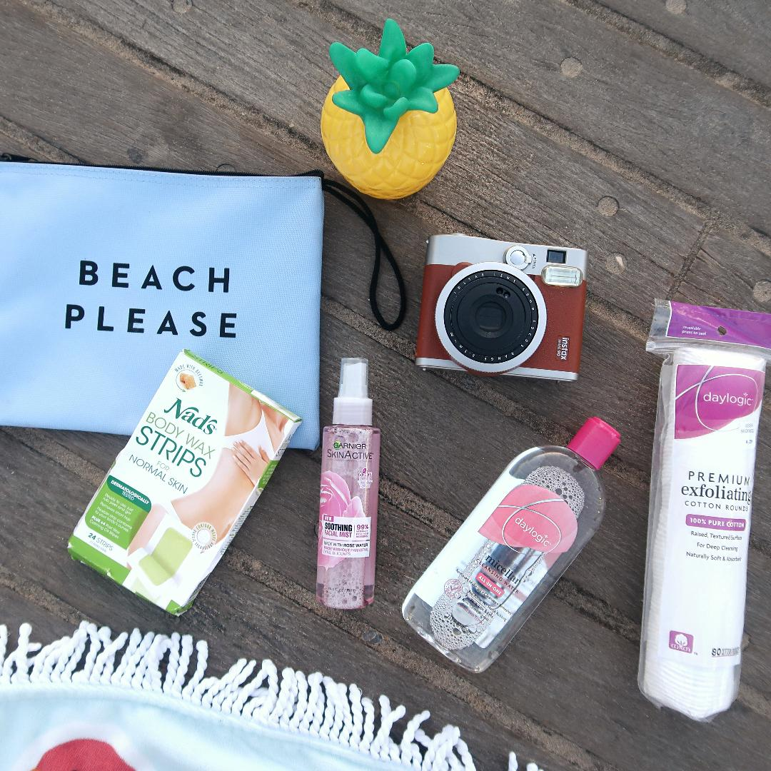 Beach Essentials from Rite Aid
