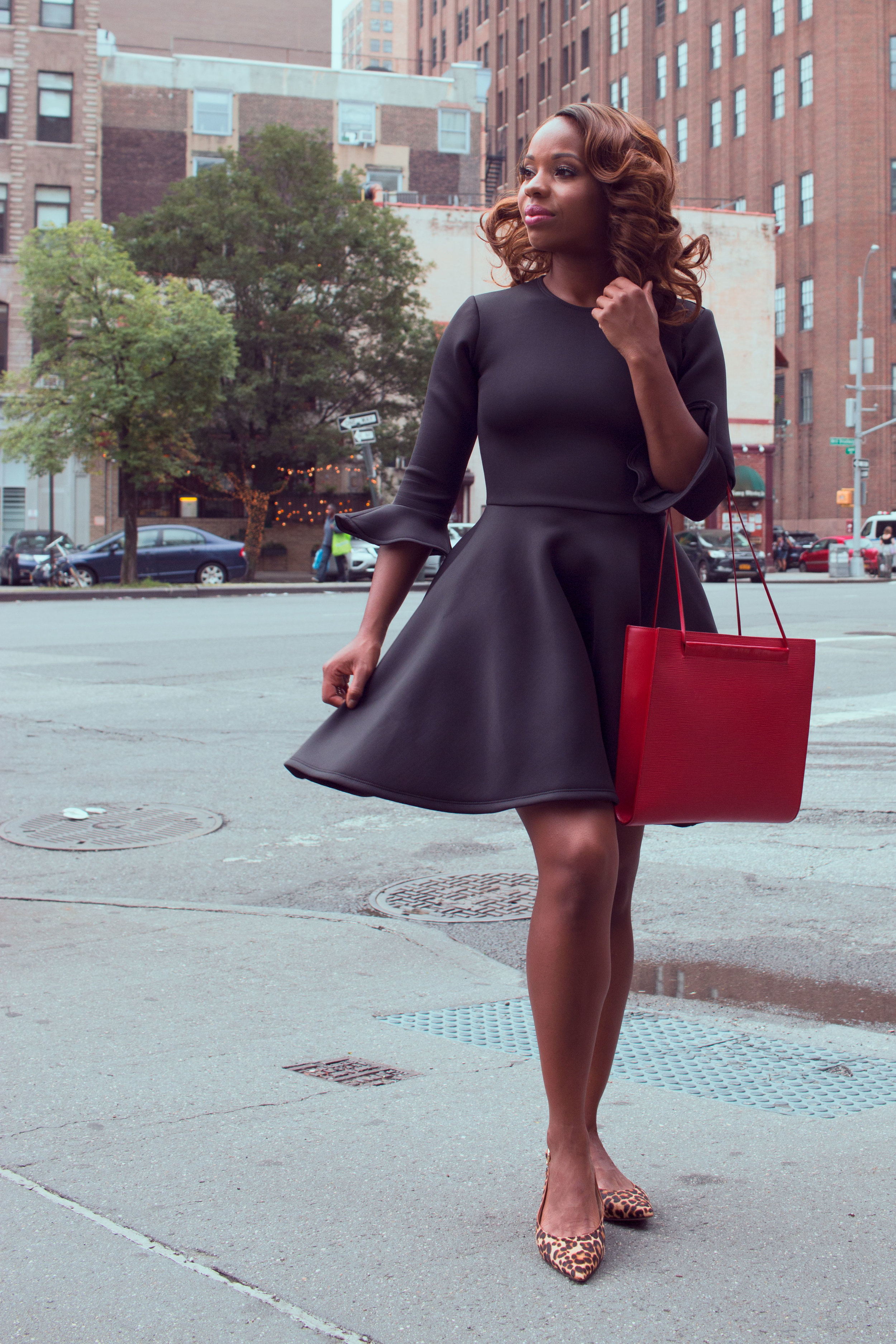The Best LBD for Fall