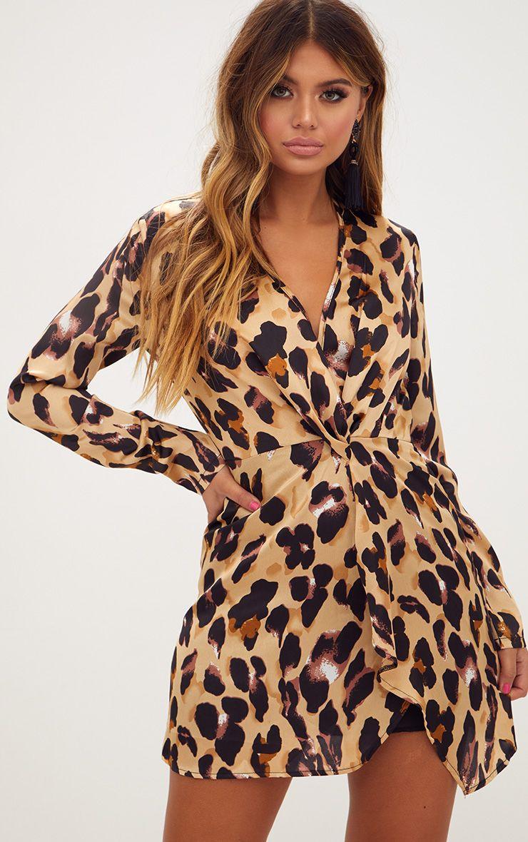 Leopard Print Long Sleeve Wrap Dress.jpg
