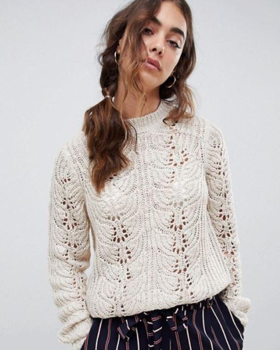 Asos Chunky Knit Sweater.JPG