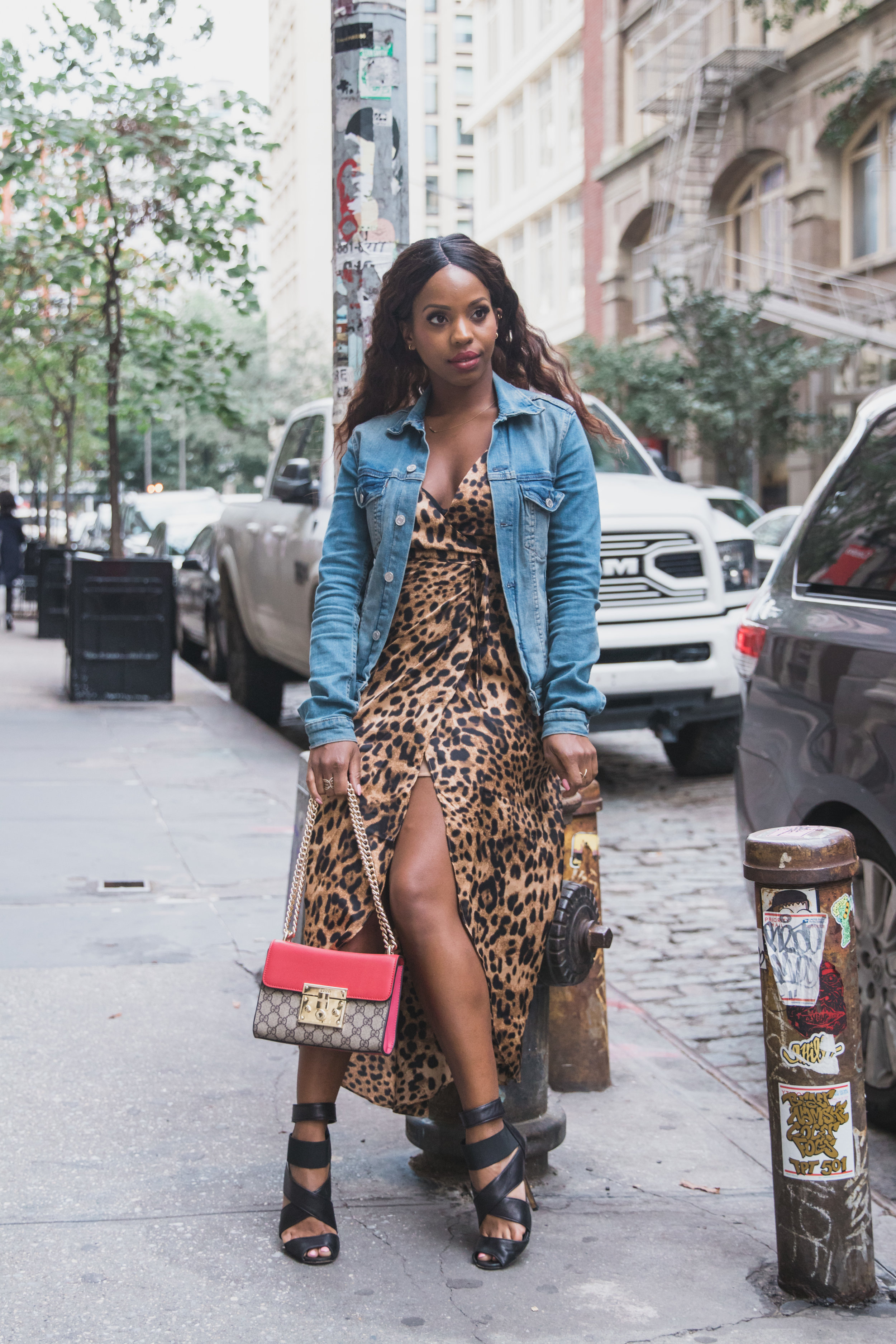 leopard outfit ideas for fall